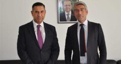 فياض بحث مع السفير العراقي في الاتّفاق النفطيّ image