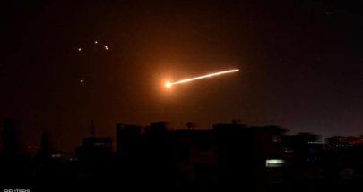 سانا: الدفاعات الجوية السورية تتصدى لأهداف اسرائيلية في حمص image
