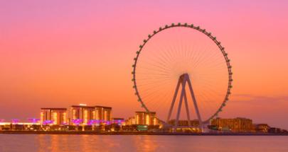 """العالم على موعد مع """"عين دبي"""".. أضخم عجلة على الإطلاق image"""