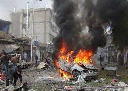 قتلى وجرحى بانفجار عبوتين في سوريا image