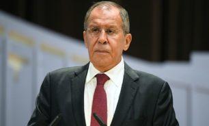 لافروف: واشنطن تريد توريط موسكو وأوروبا في خلاف حول قطاع الغاز image