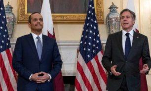 بلينكن يبحث مع وزير الخارجية القطري الوضع في أفغانستان image