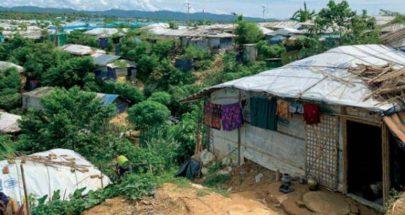 مقتل 7 أشخاص في إطلاق نار داخل مخيّم للاجئين الروهينغا في بنغلادش image