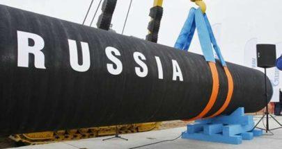 روسيا قد تبدأ ملء مخزونات الغاز الأوروبية بعد 8 نوفمبر image