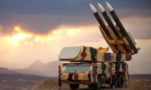 """مناورات ايرانية بعنوان """"المدافعون عن سماء الولاية 1400"""" image"""