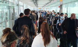 فوضى في مطار هيثرو البريطاني بعد تعطل بوابات إلكترونية image