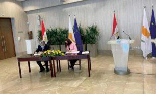 مصر وقبرص تبرمان اتفاقاً للربط الكهربائي image