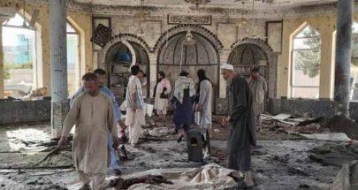 انتحاري يفجر نفسه بمسجد في قندهار image