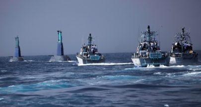مناورات عسكرية إسرائيلية مفاجئة في البحر image
