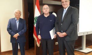 بوشكيان: ننتظر زيارة العالم باتابوتيان إلى لبنان لتكريمه image