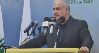 محمد رعد: من كان لديه شرف يجب أن يعتذر إذا أخطأ image