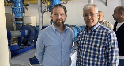 كرامي: لا أزمة مياه في طرابلس image