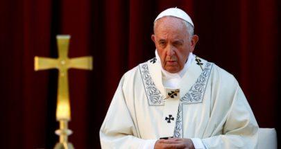 البابا فرنسيس إلى المستشفى... image
