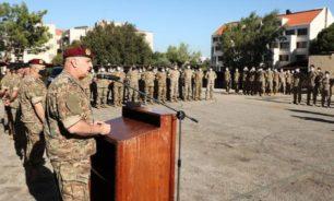 قائد الجيش: لا وطن من دون جيش ولا أمان واستقرار من دونكم image