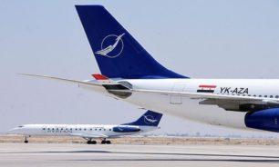 وزارة النقل السورية تنفي سقوط طائرة ركاب للخطوط السورية في البحر المتوسط image
