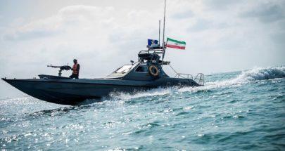 بالفيديو: زوارق للحرس الثوري اعترضت سفينة حربية أمريكية في الخليج image