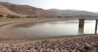 الأردن يوقع اتفاقا لشراء مياه إضافية من إسرائيل image