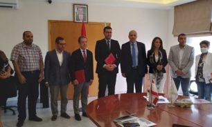 مذكرة تعاون بين وزير الزراعة ومنظمة التجارة العادلة في لبنان image