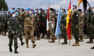 مراسم تقليد أوسمة اليونيفيل لأفراد كتيبة BRILIB XXXV image