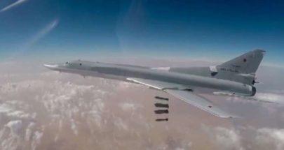 """مقاتلات روسية تشن ضربات على """"داعش"""" في سوريا image"""