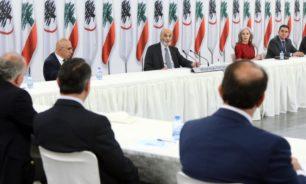 عبيد: نضالنا لتحرير لبنان ونطالب الأمم المتحدة بمراقبة الانتخابات المقبلة image