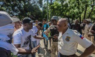 زعيم العصابة الخاطفة للمبشرين الأميركيين في هايتي يهدد بقتلهم image