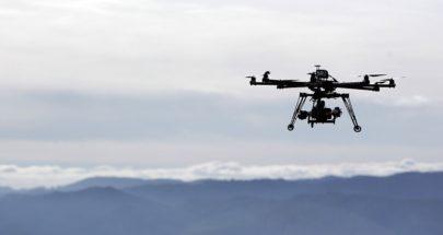 طائرتان بدون طيار تحومان فوق مقر الإقامة الريفي لماكرون image