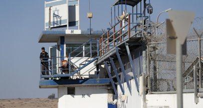 قوات إسرائيلية تقتحم سجن جلبوع image
