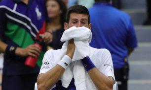 شكوك حول مشاركة دجوكوفيتش في بطولة أستراليا image