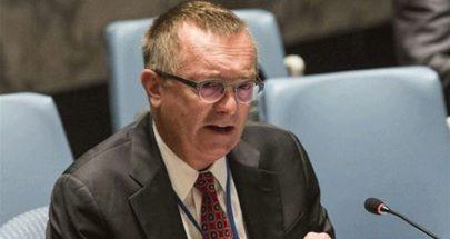 فيلتمان يعبر عن قلق بالغ بشأن تقارير سيطرة الجيش في السودان image