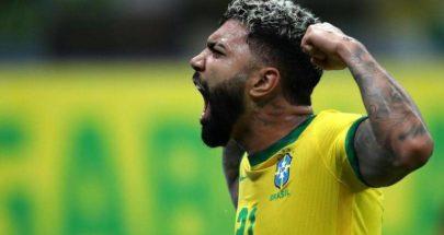 البرازيل تسحق أوروغواي والأرجنتين تفوز بصعوبة على بيرو image