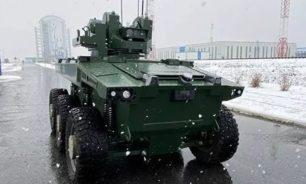 "روسيا تختبر الروبوت ""ماركر"" image"