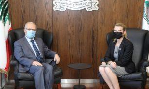 وزير الدفاع قدم تصريحا عن الذمة المالية image
