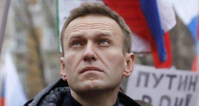 روسيا ردت على استفسار 45 دولة بشأن قضية نافالني image