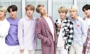 """""""مارفل"""" تختار أغنية فرقة BTS لموسيقى فيلم eternals image"""
