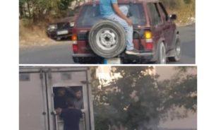 فقط على طرقات لبنان! image