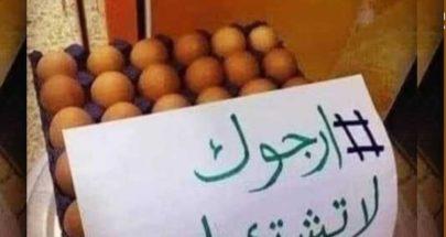 إلى المستهلكين... قاطعوا البيض! image