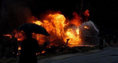 مصرع 25 شخصا بانفجار مصفاة للنفط في نيجيريا image